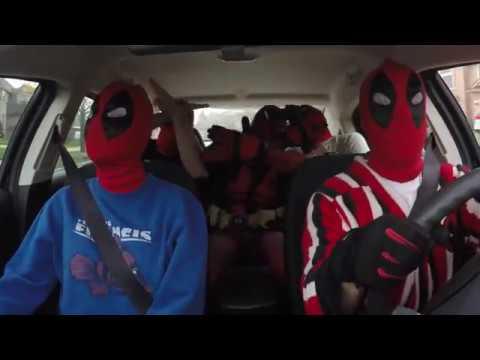 Deadpool Carpool