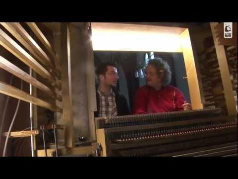 Was ist eigentlich eine Orgel?! Stefans Musikworkshop mit Tobias Frank