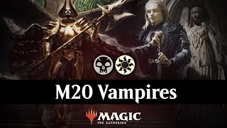 Vampire Tribal's Last Crusade | MTG Arena Diamond Gameplay
