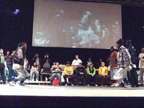 Les Twins A La Salle Baltus A Creutzwald 22 Fevrier 2009