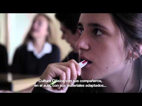 Integración Escolar - Con el Apoyo de Vicente Del Bosque