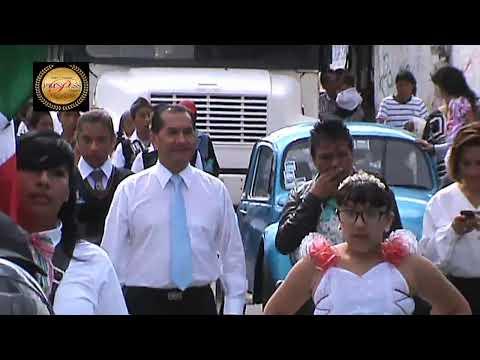 """""""Vivir la Vida"""" Desfile en San Baltazar Campeche 16 de septiembre 2014 Dr.Nieto"""