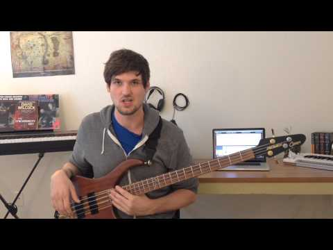 Advanced Scale Exercise for Bass - THE BEAST!!!