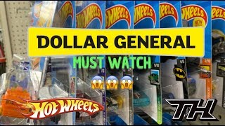 EPIC Hot Wheels Super Treasure Hunt Haul From Dollar General **MUST WATCH**