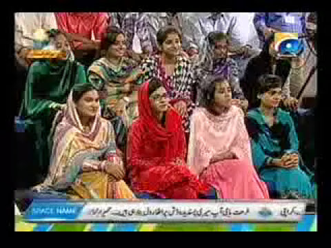 mohsin rizvee in geo tv morning show subh e pakistan with