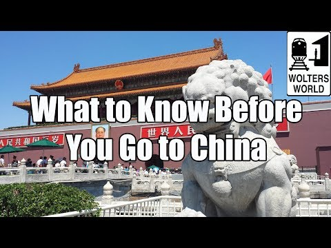 China vs America: What You Should Know Before You Visit China