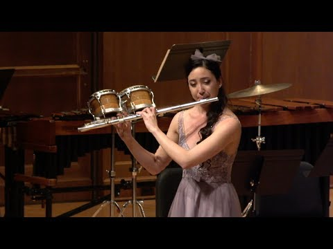 Mouquet: La Flûte de Pan - Lawrence University Wind Ensemble - 05.20.17