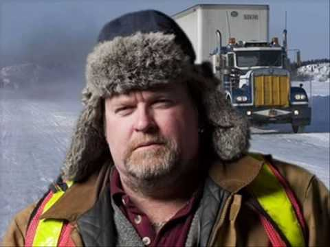0 Huge Rowland from Ice Road Truckers on the Tony Rose Morning Show