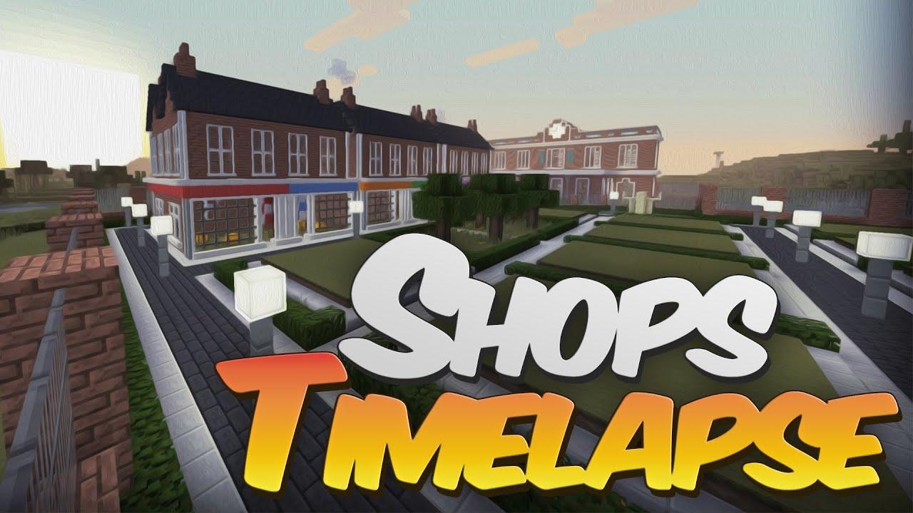 Minecraft Timelapse Designing With Redpower British