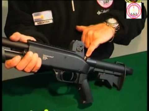 Escopeta RAM 68 - Academia SAF
