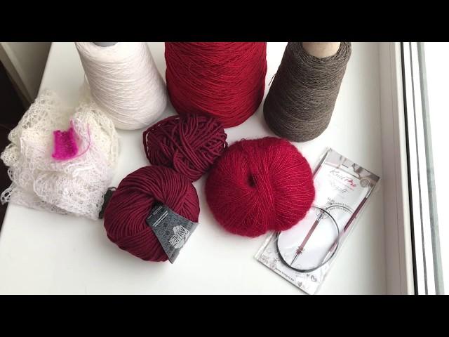 Вязание спицами: купила, связала, вяжу ;)