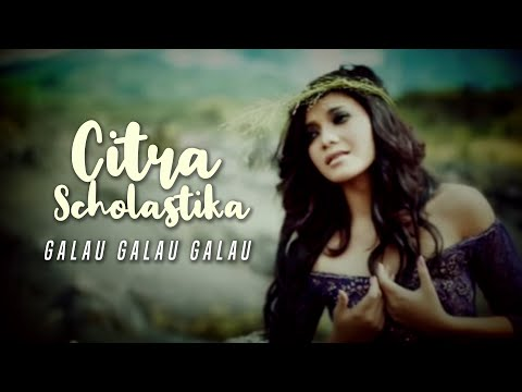 Citra Scholastika - Galau Galau Galau (3g) [official Music Video] video