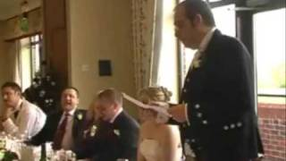 The worlds best father of the bride speech ever