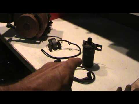 Battery and Magneto ignition on small engines explained
