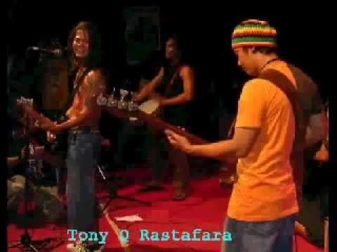 ▶ Tony Q Rastafara   Anak Kampung   YouTube 240p