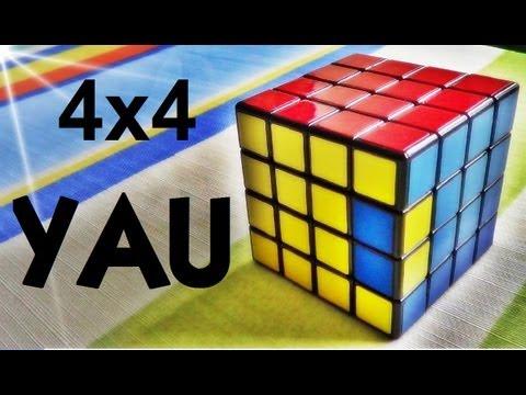 Método YAU - Guía para el cubo 4x4