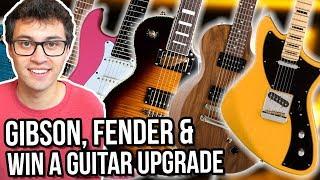 Let Me Mod Your Guitar, Fender Meteora, Gibson \