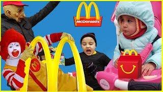 McDonalds Drive Thru Prank! || Ronald McDonald's surprise visit to Jai Bista Show