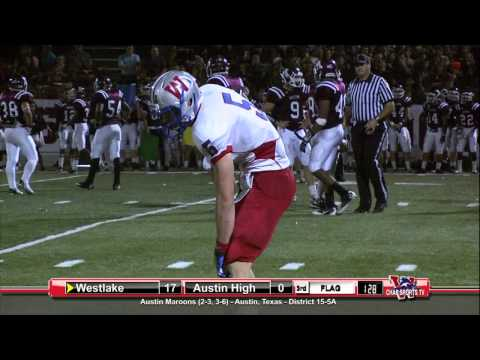 Westlake vs Austin High 2012 - Full Game