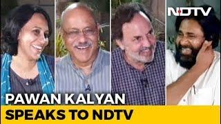 Prannoy Roy Speaks To Pawan Kalyan On Allying With Mayawati For Polls