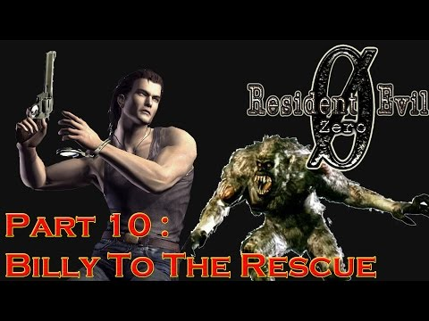 Resident Evil Zero - Part 10 - Billy To The Rescue