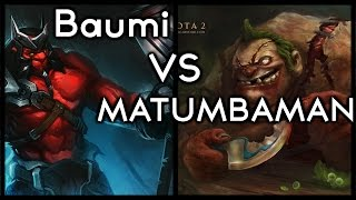 Chatting with the Pros Extra: Baumi vs MATUMBAMAN