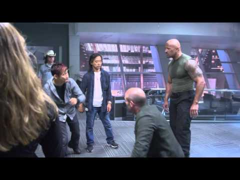 Furious 7 Behind The Scenes Part 6