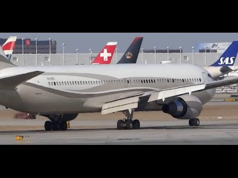 Lufthansa Cargo, Star Alliance, American Airlines & Heavy Aircraft Plane Spotting Chicago O'Hare