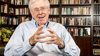 Creepy Old Geezer Charles Koch Tries To Rebuild His Sorry Legacy As Death Approaches