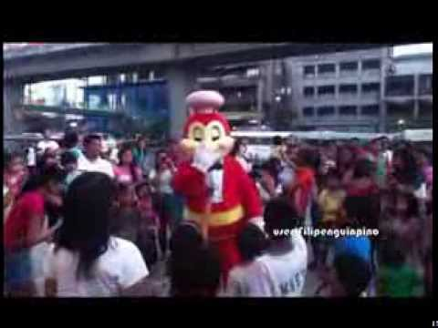 Jollibee Invades Bagong Barrio! video