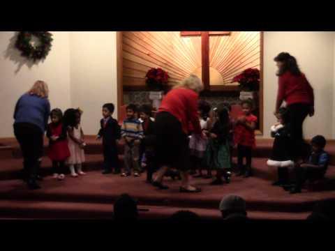 2013 Latham Christian Academy K3 Christmas Program