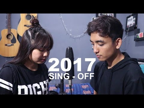 2017 Hit Songs MASHUP / SING-OFF