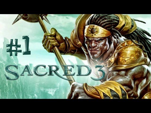 Руководство запуска: Sacred 3 по сети