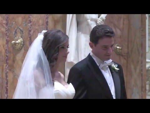 St Regis NYC Wedding Video St Ignatius Loyola NYC Wedding Video