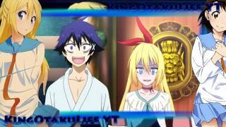 Cuando tienes una cita // Nivel Anime // Momentos divertidos del Anime #11/ Nisekoi 2