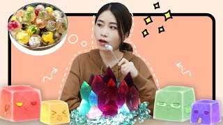 E44 Cooking a jelly feast at office | Ms Yeah