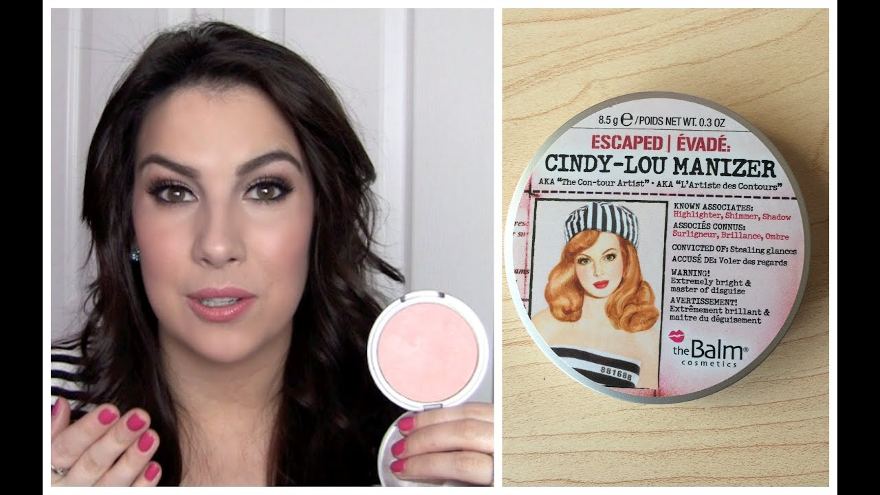 The, balm, the, manizer, sisters, the, beautynerd TheBalm, the, manizer, sisters rozjasova 9 g od 799