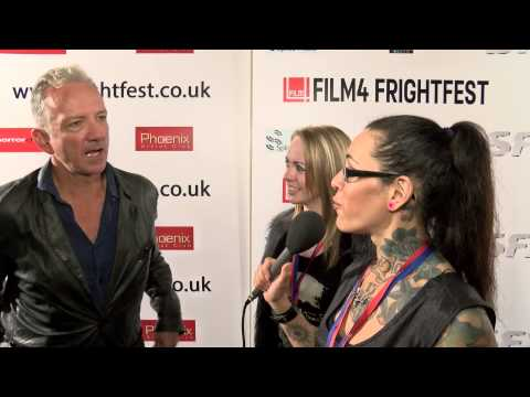 Film4 FrightFest 2015 - Iain Softley On The Red Carpet