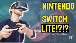 Nintendo Switch Lite - What It's Like To Play Nintendo Switch Lite