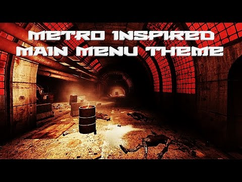 Fallout 4 - Metro inspired Main Menu Theme