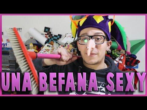 Sono Diventato Una Befana Sexy!! video