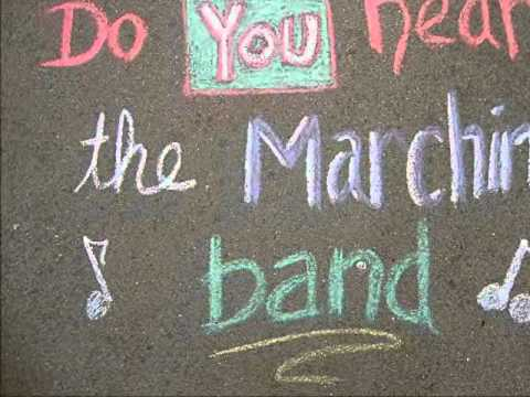 Action Item - Marching Band