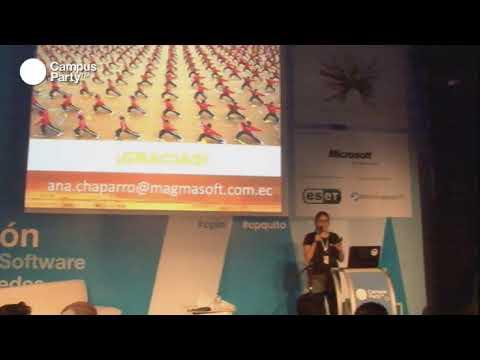 CPQuito1 - Cómo hacer con software libre un modelo de negocio (2/2)