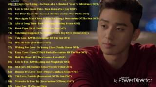 The Best OST Of Korean Drama & Film Part 4