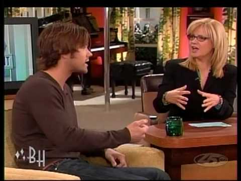 Jared Padalecki on the Bonnie Hunt Show