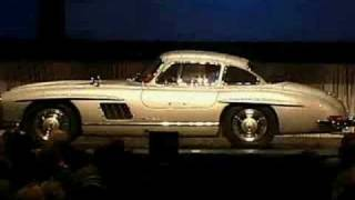 Pebble Beach Auction - 1956 Mercedes-Benz 300 SL Gullwing