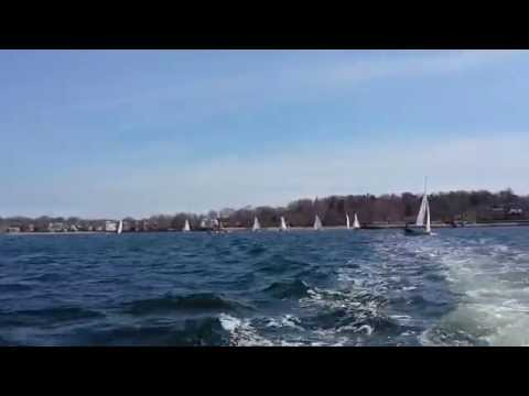 NK Sailing vs Cape Cod Academy Race 2 - 05/28/2014
