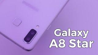 Galaxy A8 Star - Smartphone cận cao cấp cực đẹp!