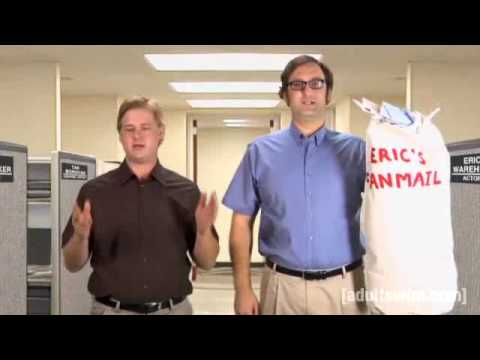 Tim & Eric Handsome-off