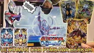 DAPET SUPER RARE, ULTRAMAN ORB PEMBAWA BERKAH !!! - ULTRAMAN FUSION FIGHT #4